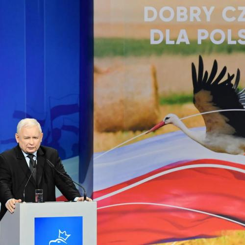 Tension over gay rights moves to the fore as Poland gets ready to vote