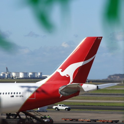 Qantas grounds Boeing 737 plane due to 'cracking'
