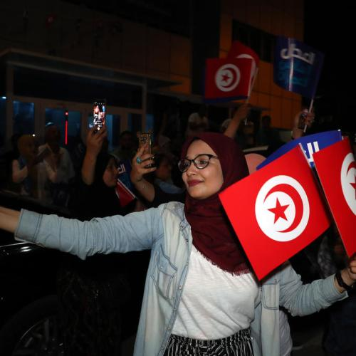 Voting in Tunisia ends in uncertainty