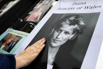 UK journalist at centre of Diana storm denies link to her death