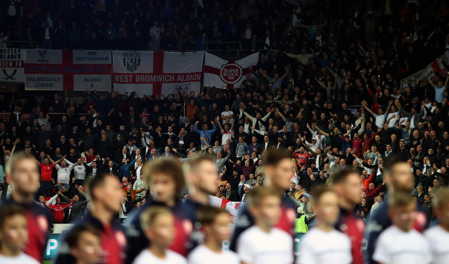UK's Johnson says: support England's football team responsibly