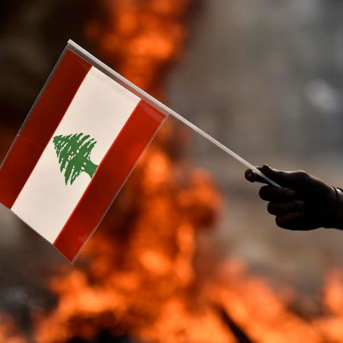 Anti-government protests in Lebanon also break out in Hezbollah's heartland
