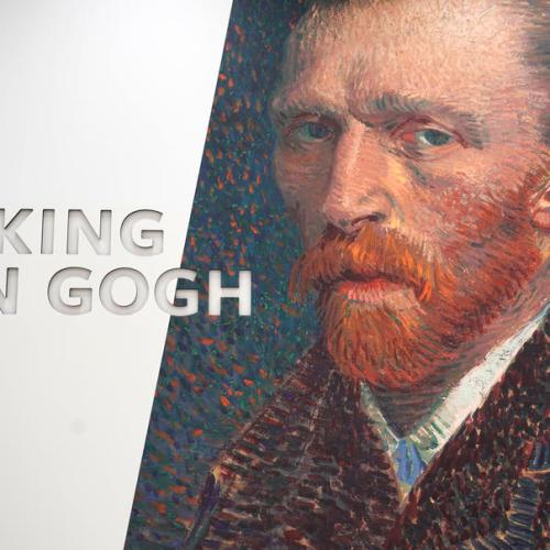 Highlights from the exhibition 'Making Van Gogh – History of a German Love' in Frankfurt