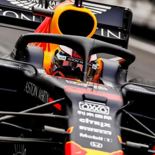 Verstappen stripped of Mexico's GP Pole Position after ignoring Yellow Flag