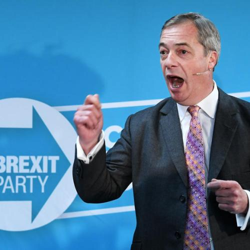 Brexit Party's Farage rejects calls to stand down in Labour seats