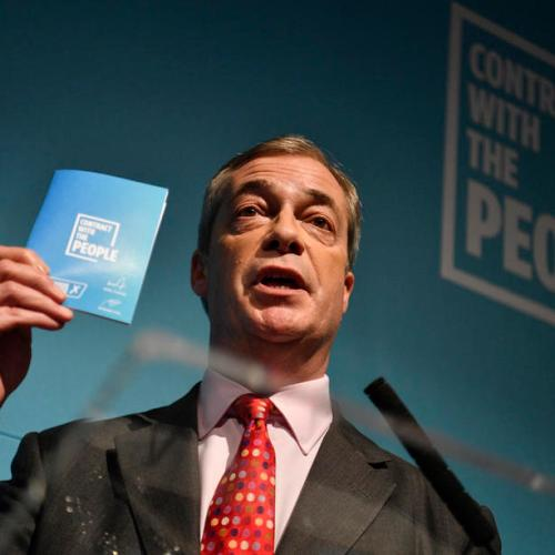 Brexit Party launches Election Manifesto