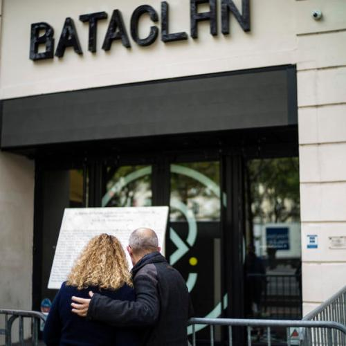 Photo Story: Paris attacks anniversary ceremony