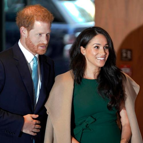 Harry and Meghan urged to 'slow down' after working through maternity leave