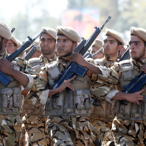 Iran has 'military advantage over US and allies in Middle East'