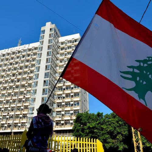 Lebanon facing 'major health disaster' as economic, political crisis deepens