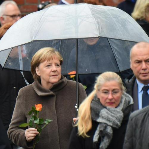Photo Story: The commemoration of the 30th anniversary of the fall of the Berlin Wall
