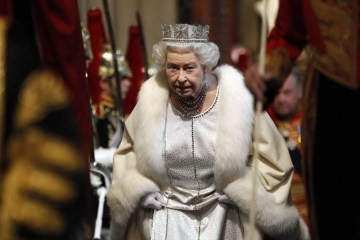 Queen Elizabeth marks 95th birthday