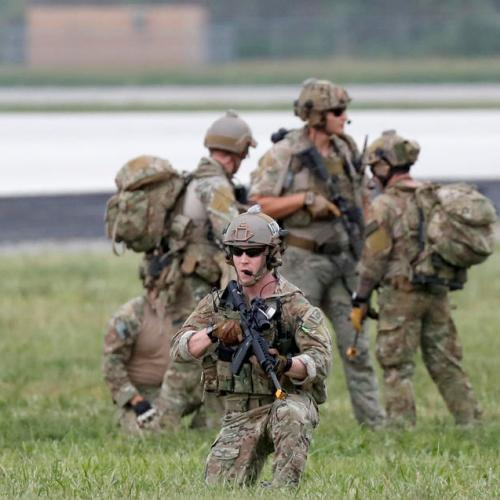 U.S. considering pulling up to 4,000 troops from South Korea