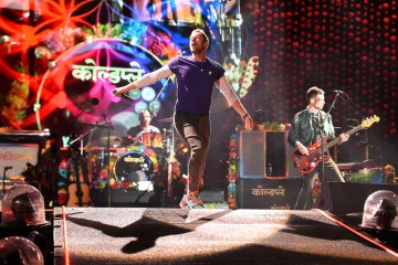 Coldplay to release Higher Power on May 7