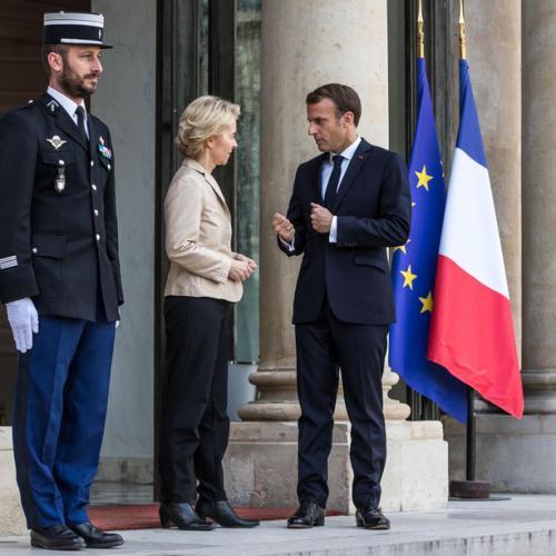 von der Leyen defies Macron on the West Balkans accession talks