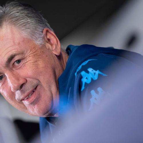 Italian pundit suggests Ancelotti to do a remake of 'Christmas in Malta' to solve the current issues at Napoli