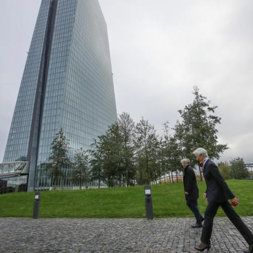 ECB says that EU banks are lagging in executing Brexit plans