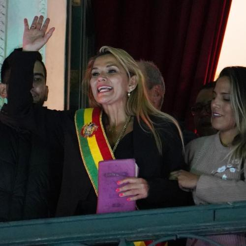 Bolivia – Jeanine Anez takes over as interim president