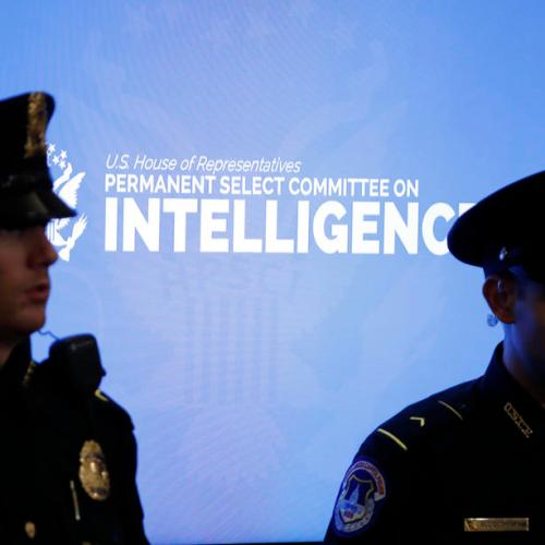 White House attacks impeachment witness who heard 'improper' call