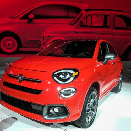Photo Story: The Fiat 500x at the AutoMobility LA auto show
