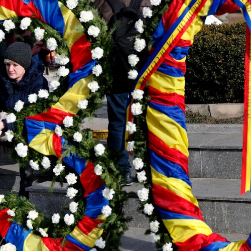 Romania marks 30 years since overthrow and execution of dictator Ceausescu