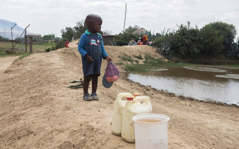 Thousands in Lesotho 'one step away from famine' as drought impacts harvests and UN launches flash appeal