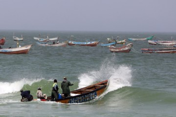 Over 50 persons killed as migrant boat sinks off Mauritania coast