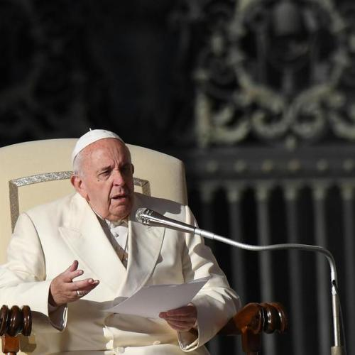 Pope blasts weak climate-crisis response in COP 25 message
