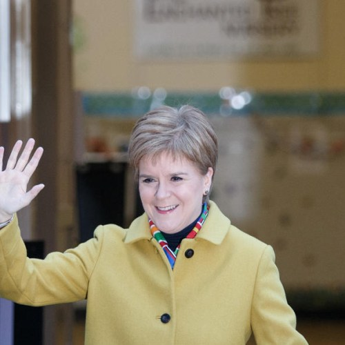 Sturgeon insists Scotland must be given new independence vote