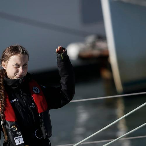 People are failing to grasp the anger of the younger generation says Greta Thunberg