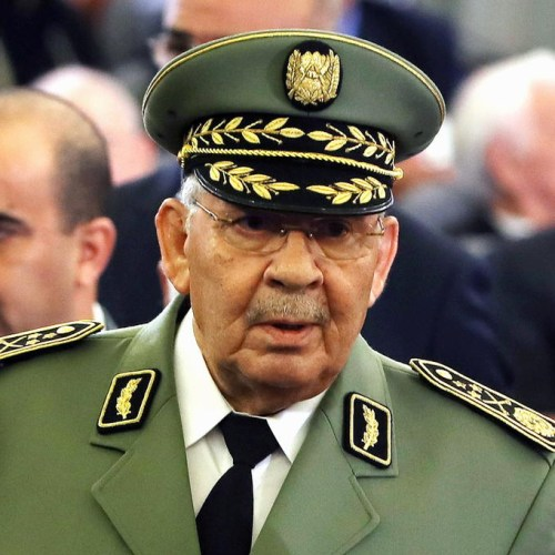 Algeria's Army Chief dies