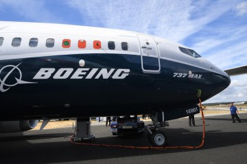 Ex-Boeing 737 MAX chief technical pilot indicted for fraud