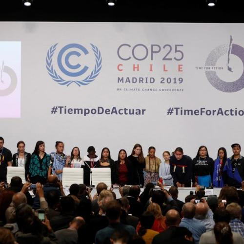 MEPs push for high ambitions at the COP25 in Madrid
