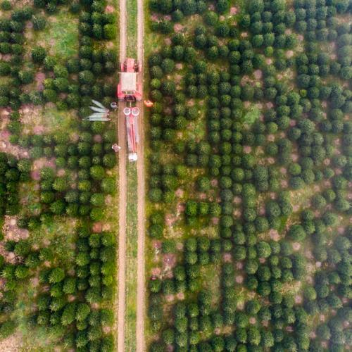 EPA's Eye in the Sky: Nemespatro, Hungary