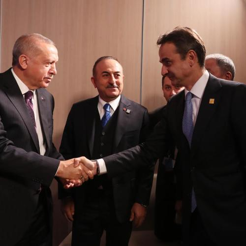 Turkey wants no pre-conditions, 'honest' EU mediation for talks with Greece