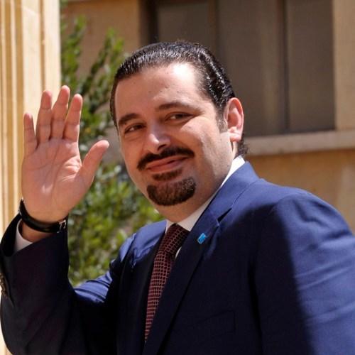 Lebanon's Hariri says no longer candidate for PM