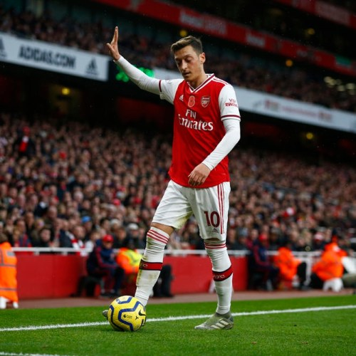 Arsenal distances itself from Ozil criticism of China's treatment of Uighur Muslims