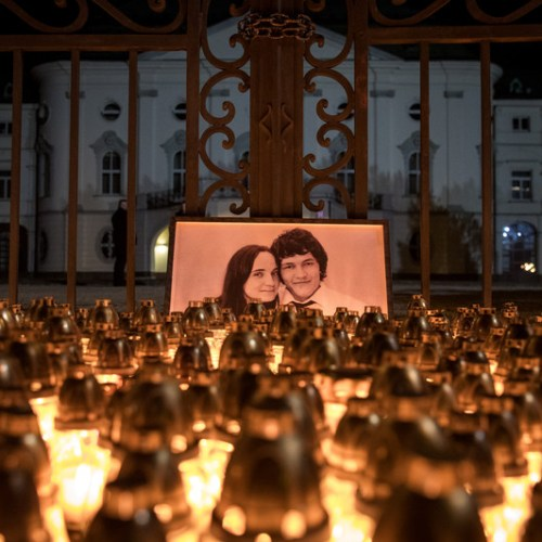 Trail starts in Slovakia over killing of journalist Jan Kuciak