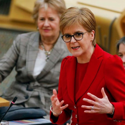 Sturgeon to demand the power to hold another referendum on Scottish independence