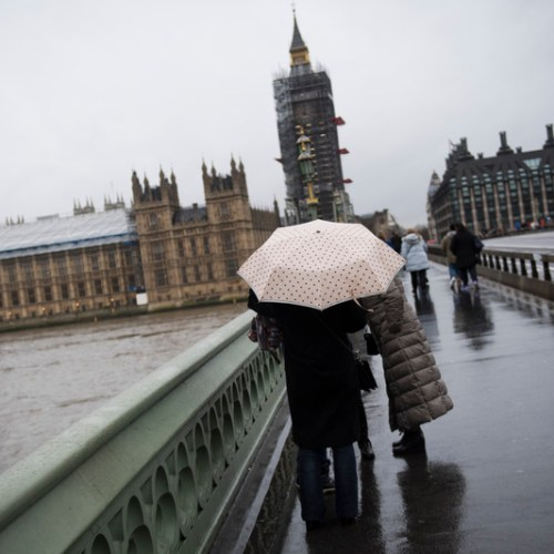 Britain braces for strong winds as Storm Atiyah due to hit