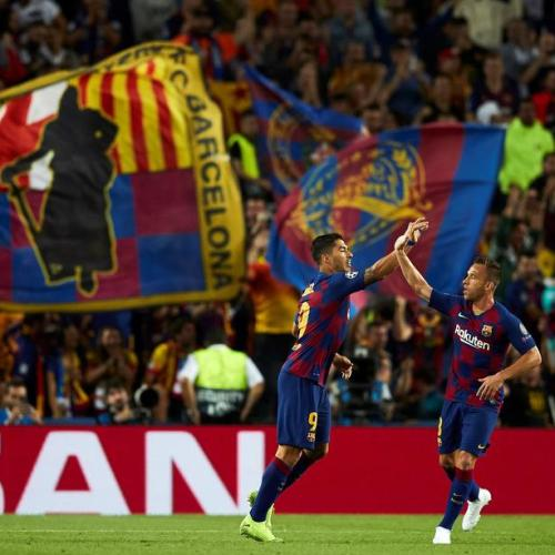 Barcelona overtake Real Madrid as world's most valuable football club