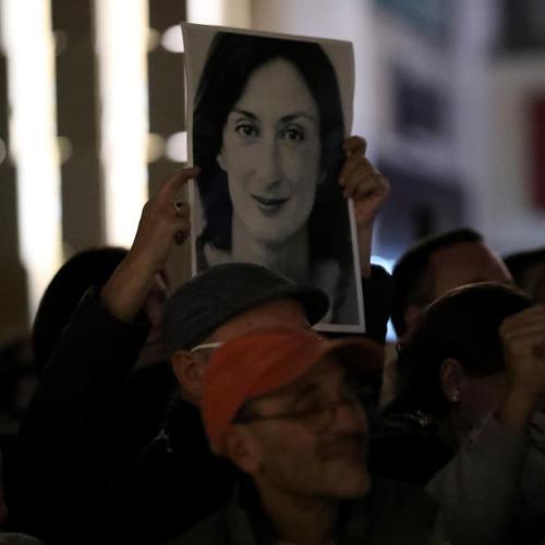 France officially opens investigation into Daphne Caruana Galizia's murder