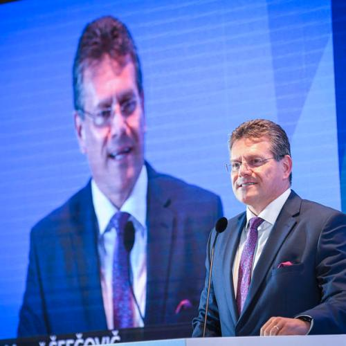 Ukraine-Russia gas deal should put Nord Stream criticism in 'perspective' – Šefčovič