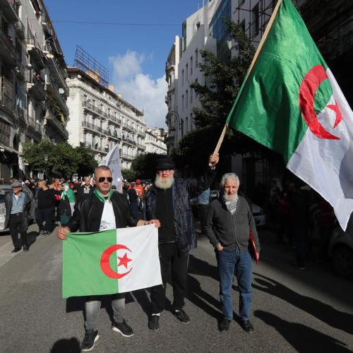 Algeria jails two ex-PMs in landmark corruption trial