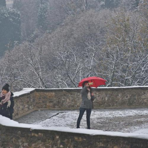 Italy on high alert because of bad weather