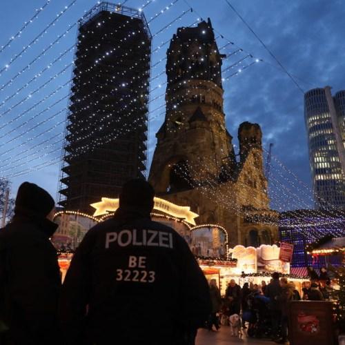Photo Story: Berlin remembers the third anniversary of the terror attack on Breitscheidplatz Christmas market