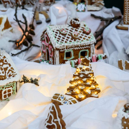 Photo Story: A Hungarian Gingerbread Village
