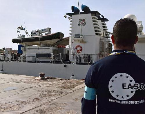 EASO to double its operational support personnel in the Malta, Greece, Italy and Cyprus in 2020
