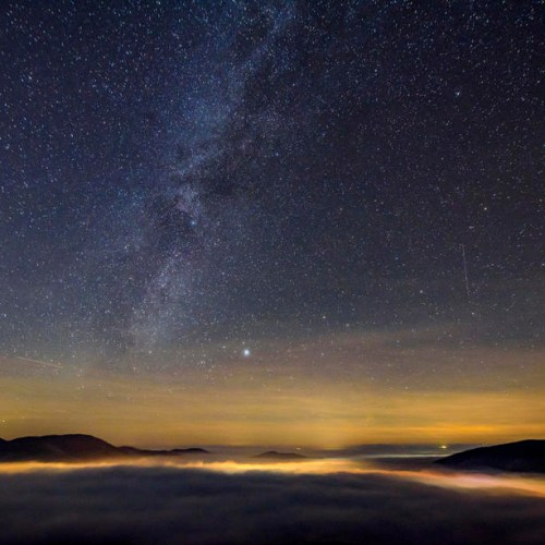 Photo Story: Milky Way in the Hungarian sky