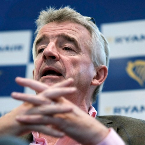 Ryanair CEO calls for profiling of Muslim males at airports to prevent terrorism